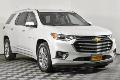 2018 Chevrolet Traverse for sale at Chevrolet Buick GMC of Puyallup in Puyallup WA