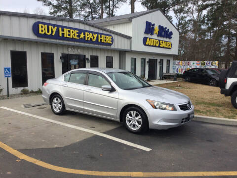 2008 Honda Accord for sale at Bi Rite Auto Sales in Seaford DE