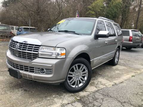 2008 Lincoln Navigator for sale at Atlas Auto Sales in Smyrna GA