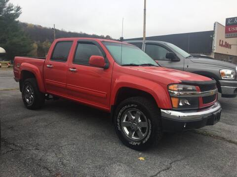 2010 Chevrolet Colorado for sale at K B Motors in Clearfield PA