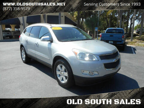 2011 Chevrolet Traverse for sale at OLD SOUTH SALES in Vero Beach FL
