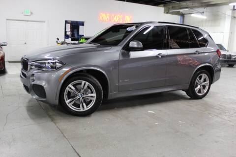 2015 BMW X5 for sale at R n B Cars Inc. in Denver CO