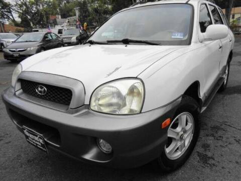 2004 Hyundai Santa Fe for sale at Yosh Motors in Newark NJ
