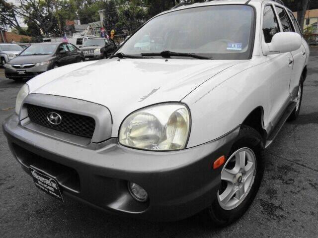 2004 Hyundai Santa Fe for sale at Yosh Motors in Newark NJ