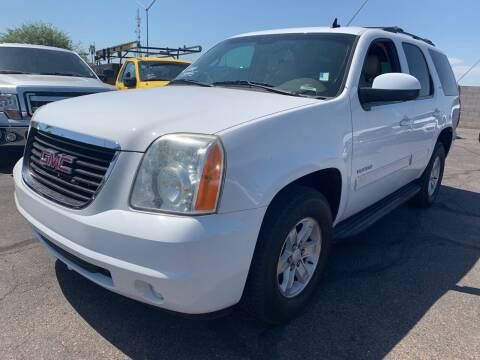 2011 GMC Yukon for sale at Town and Country Motors in Mesa AZ