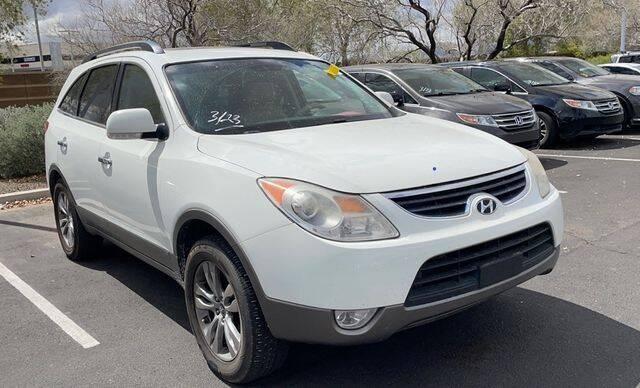 2012 Hyundai Veracruz for sale at Liberty Cars and Trucks in Phoenix AZ