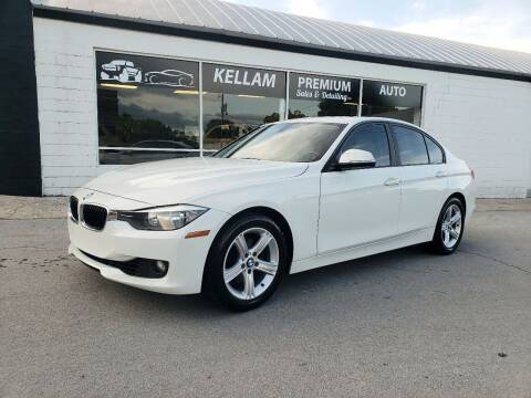 2013 BMW 3 Series for sale at Kellam Premium Auto Sales & Detailing LLC in Loudon TN