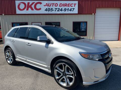 2011 Ford Edge for sale at OKC Auto Direct in Oklahoma City OK