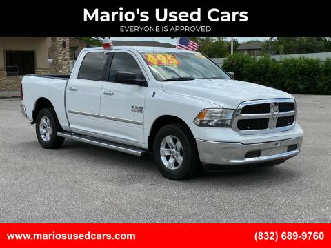 2013 RAM Ram Pickup 1500 for sale at Mario's Used Cars - Pasadena Location in Pasadena TX