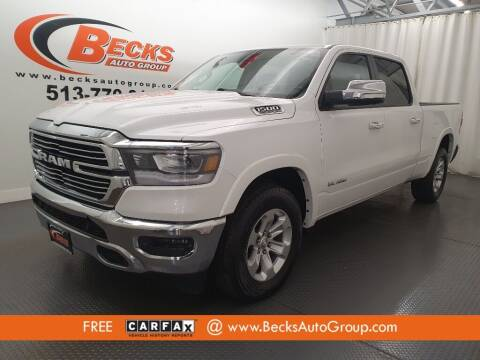 2019 RAM Ram Pickup 1500 for sale at Becks Auto Group in Mason OH