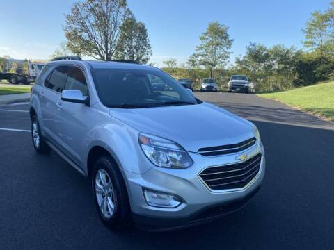 2017 Chevrolet Equinox for sale at SEIZED LUXURY VEHICLES LLC in Sterling VA