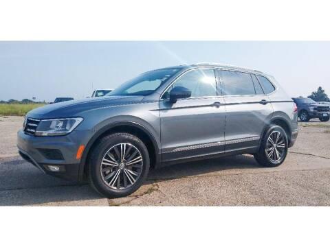 2018 Volkswagen Tiguan for sale at Courtesy Value Pre-Owned I-49 in Lafayette LA