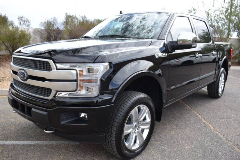2019 Ford F-150 for sale at AMERICAN LEASING & SALES in Tempe AZ