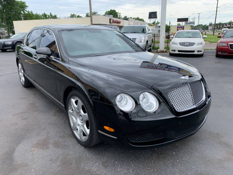 2007 Bentley Continental for sale at Summit Palace Auto in Waterford MI