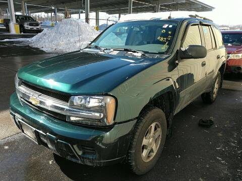 2005 Chevrolet TrailBlazer for sale at Kansas Car Finder in Valley Falls KS