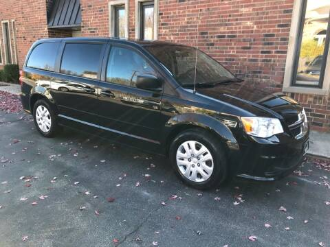 2014 Dodge Grand Caravan for sale at Riverview Auto Brokers in Des Plaines IL