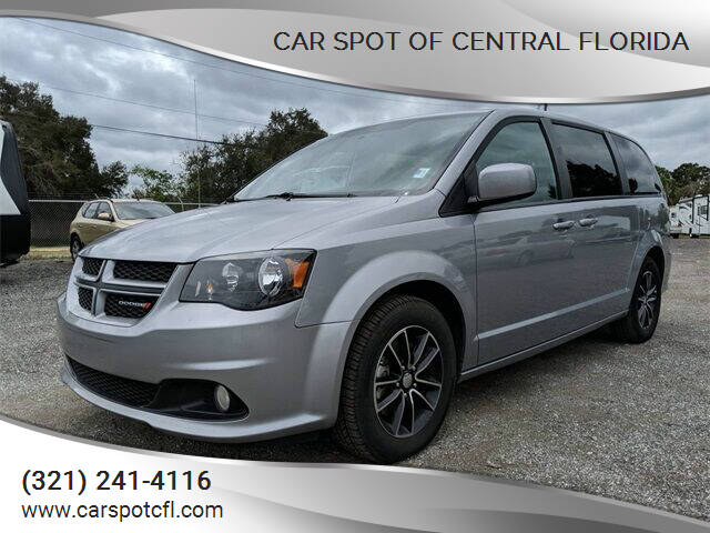 2018 Dodge Grand Caravan for sale at Car Spot Of Central Florida in Melbourne FL