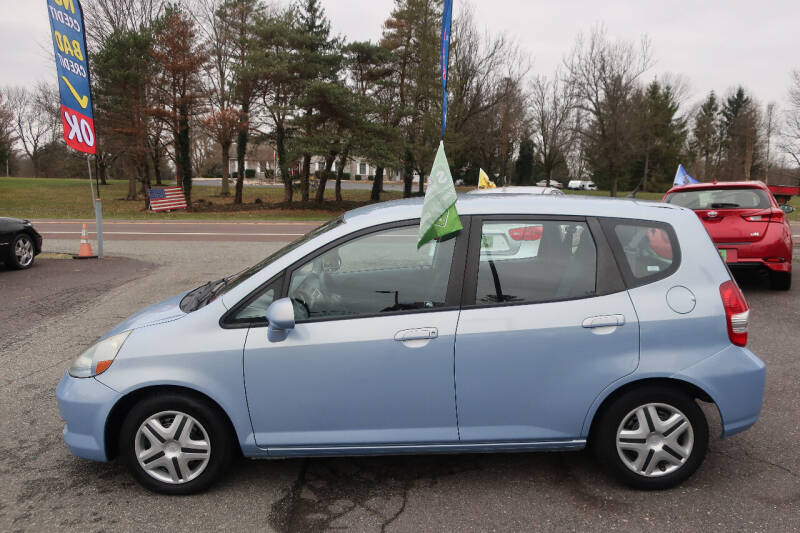 2008 Honda Fit for sale at GEG Automotive in Gilbertsville PA