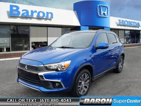 2016 Mitsubishi Outlander Sport for sale at Baron Super Center in Patchogue NY