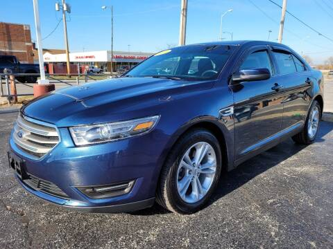 2016 Ford Taurus for sale at The Auto Store in Griffith IN