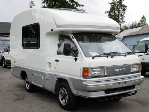 1992 Toyota Townace 4x4 for sale at JDM Car & Motorcycle LLC in Seattle WA