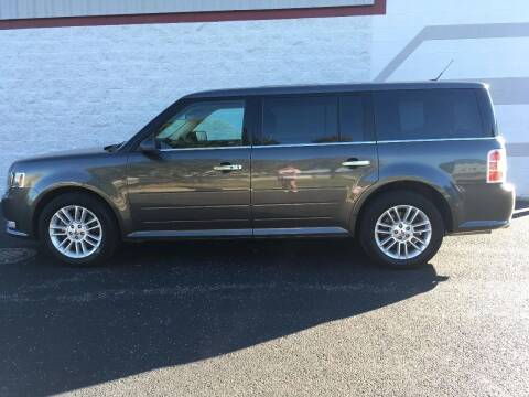 2015 Ford Flex for sale at Ryan Motors in Frankfort IL