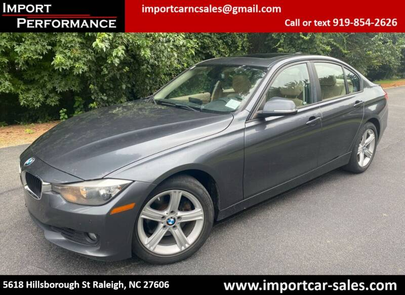 2014 BMW 3 Series for sale at Import Performance Sales in Raleigh NC