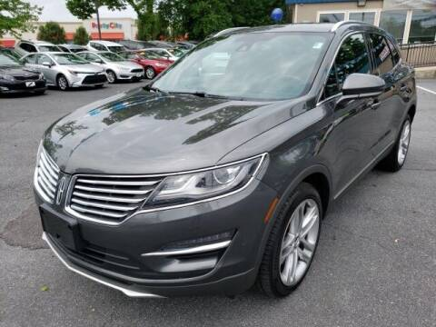 2017 Lincoln MKC for sale at Hi-Lo Auto Sales in Frederick MD