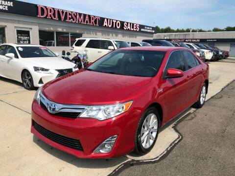 2014 Toyota Camry Hybrid for sale at DriveSmart Auto Sales in West Chester OH