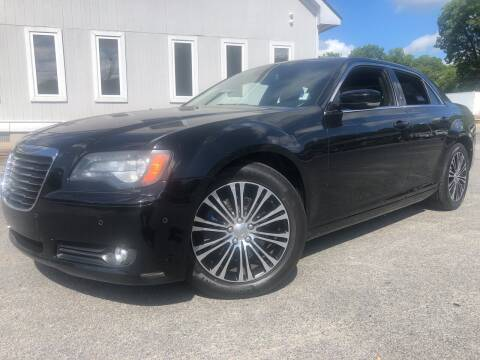 2012 Chrysler 300 for sale at Beckham's Used Cars in Milledgeville GA