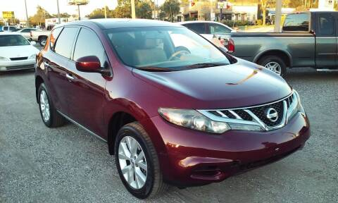 2011 Nissan Murano for sale at Pinellas Auto Brokers in Saint Petersburg FL