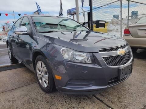 2013 Chevrolet Cruze for sale at GW MOTORS in Newark NJ