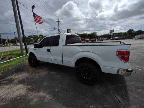 2011 Ford F-150 for sale at BIG 7 USED CARS INC in League City TX