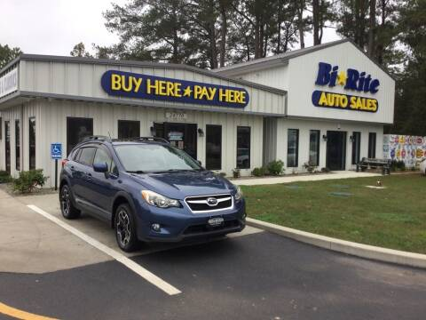 2013 Subaru XV Crosstrek for sale at Bi Rite Auto Sales in Seaford DE