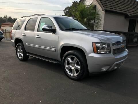 2012 Chevrolet Tahoe for sale at Three Bridges Auto Sales in Fair Oaks CA