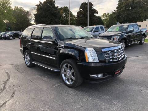 2009 Cadillac Escalade Hybrid for sale at WILLIAMS AUTO SALES in Green Bay WI