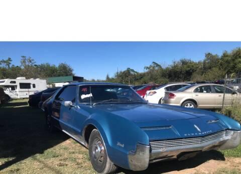 1966 Oldsmobile Toronado for sale at Hatimi Auto LLC in Austin TX