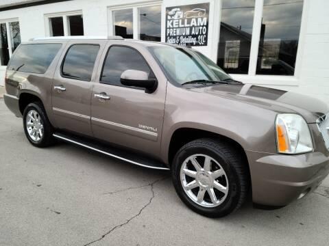 2012 GMC Yukon XL for sale at Kellam Premium Auto Sales & Detailing LLC in Loudon TN