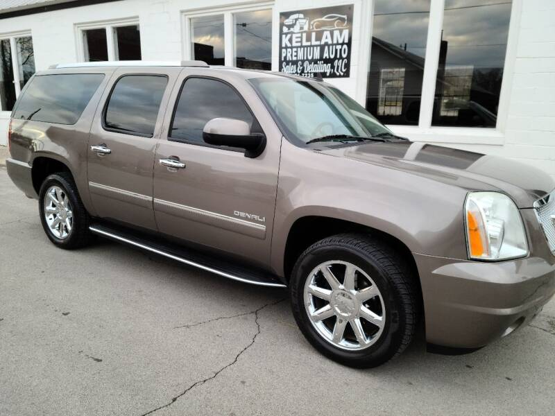 2012 GMC Yukon XL for sale at Kellam Premium Auto Sales & Detailing LLC in Loudon TN