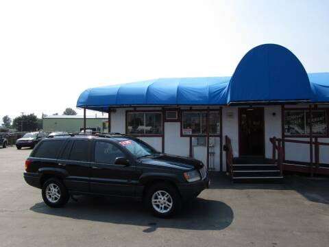 2004 Jeep Grand Cherokee for sale at Jim's Cars by Priced-Rite Auto Sales in Missoula MT