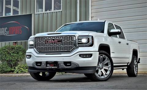 2018 GMC Sierra 1500 for sale at Haus of Imports in Lemont IL