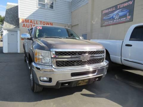 2011 Chevrolet Silverado 2500HD for sale at Small Town Auto Sales in Hazleton PA