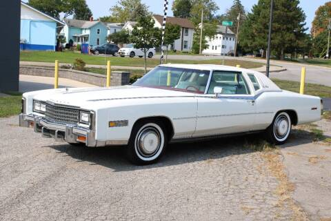 1978 Cadillac Eldorado Biarritz for sale at Great Lakes Classic Cars & Detail Shop in Hilton NY