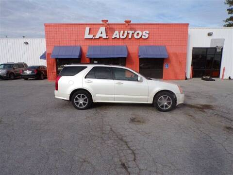 2004 Cadillac SRX for sale at L A AUTOS in Omaha NE