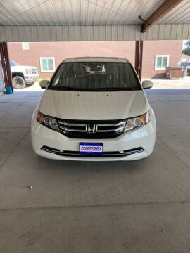 2017 Honda Odyssey for sale at Anderson Motors in Scottsbluff NE