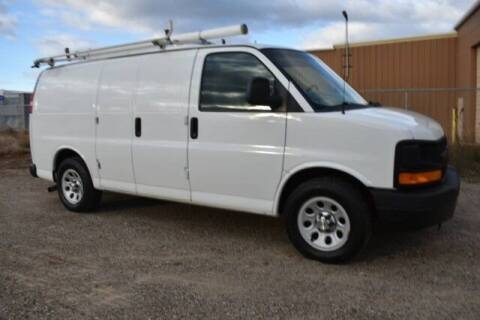 2012 Chevrolet Express Cargo for sale at Paris Motors Inc in Grand Rapids MI