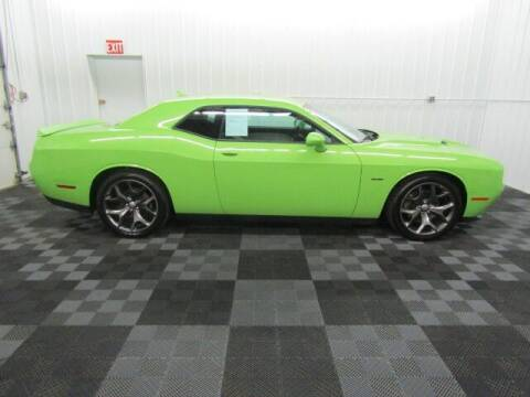 2015 Dodge Challenger for sale at Michigan Credit Kings in South Haven MI