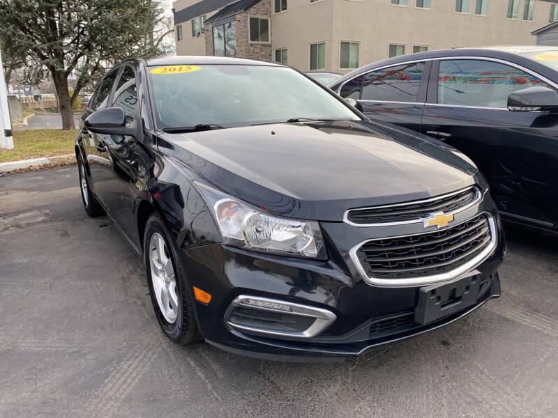 2015 Chevrolet Cruze for sale at WOLF'S ELITE AUTOS in Wilmington DE