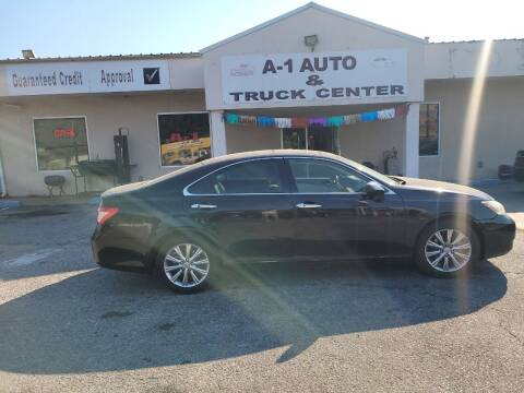 2008 Lexus ES 350 for sale at A-1 AUTO AND TRUCK CENTER in Memphis TN
