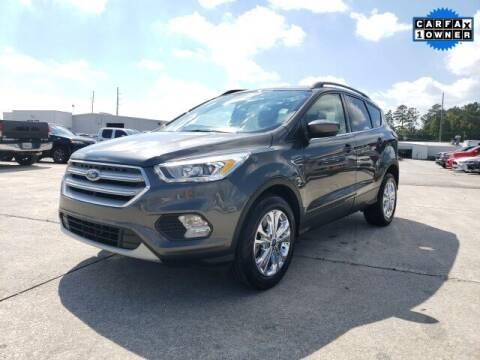2019 Ford Escape for sale at Hardy Auto Resales in Dallas GA